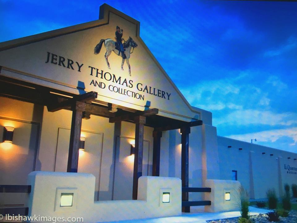 Jerry Thomas Gallery at El Quartelejo Museum