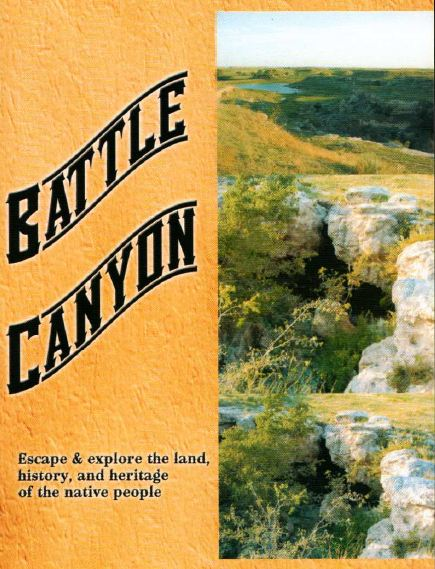 Image of Battle Canyon, Scott County, Kansas